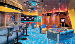 The gorgeous Enchantment of the Seas by Royal Caribbean