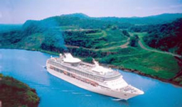 The gorgeous Jewel of the Seas by Royal Caribbean