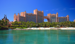 The Majestic Atlantis Resort On Paradise Island   Nassau, Bahamas