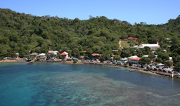 View of Bay - Roatan, Honduras
