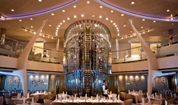 Celebrity Solstice Grand Epernay Wine Tower
