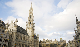 The Basilica of the Sacred Heart - Brussels, Belgium