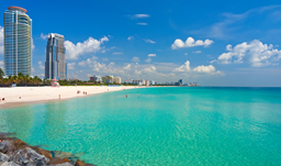 South Beach - Miami, Florida, USA