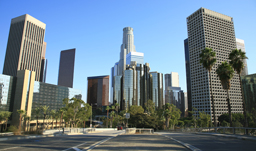 Downtown - Los Angeles, California, USA