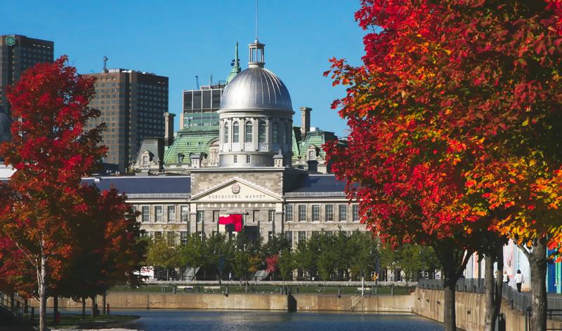 Getaway deals from montreal