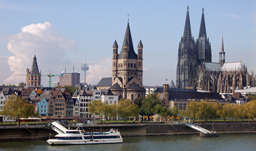 Cityscape - Cologne, Germany
