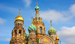 Church of our Saviour on Spilled Blood - St. Petersburg, Russia