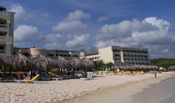 jean arseneau jamaica beach iberostar rose hall