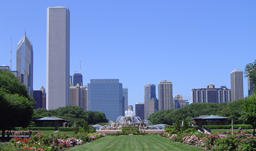 Millenium Park - Chicago, Illinois, USA