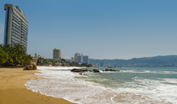 Bay view - Acapulco, Mexico