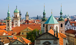 Cityscape of Old City - Prague, Czech Republic