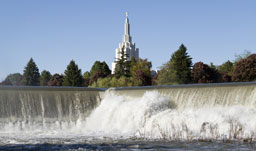 Scenic View - Idaho Falls, Idaho, USA
