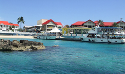 Georgetown wharf - Grand Cayman