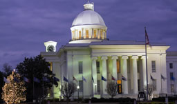 Capitol Building - Montgomery, Alabama, USA