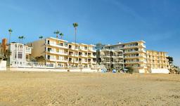 Exterior View Pacific Edge Beach Resort Los Angeles California