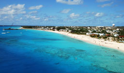 Cockburn Town Beach - Grand Turk, Turks and Caicos