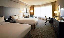 Intercontinental Toronto Number Of Rooms