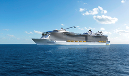 The magnificent Anthem of the Seas by Royal Caribbean