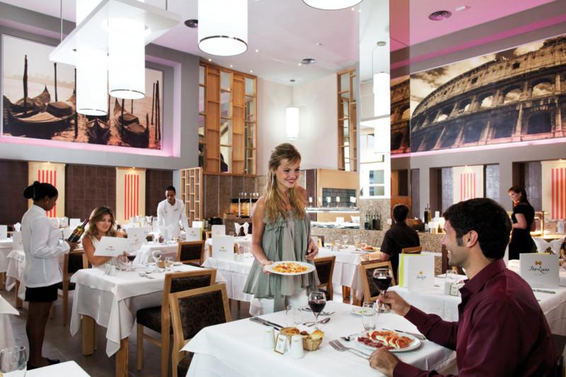 Mama Mia Carte Restaurant