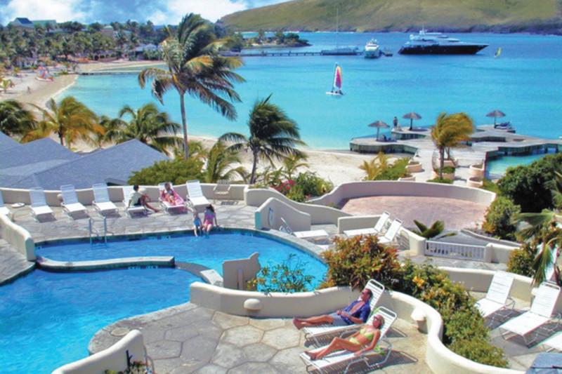Trip For Two Antigua Virgin Islands