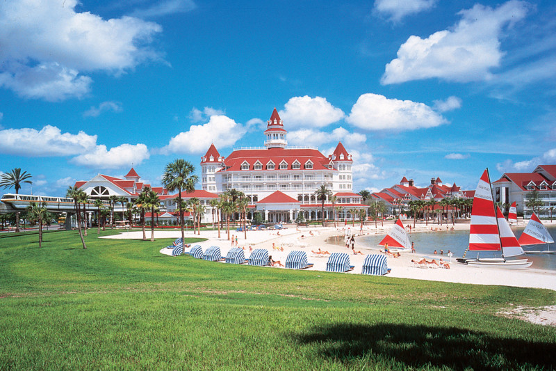 Park Fare Or Grand Floridian Cafe