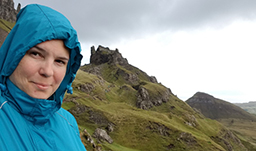 Julie Bond Isle of Skye Scotland