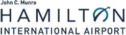 YHM Hamilton Airport Logo