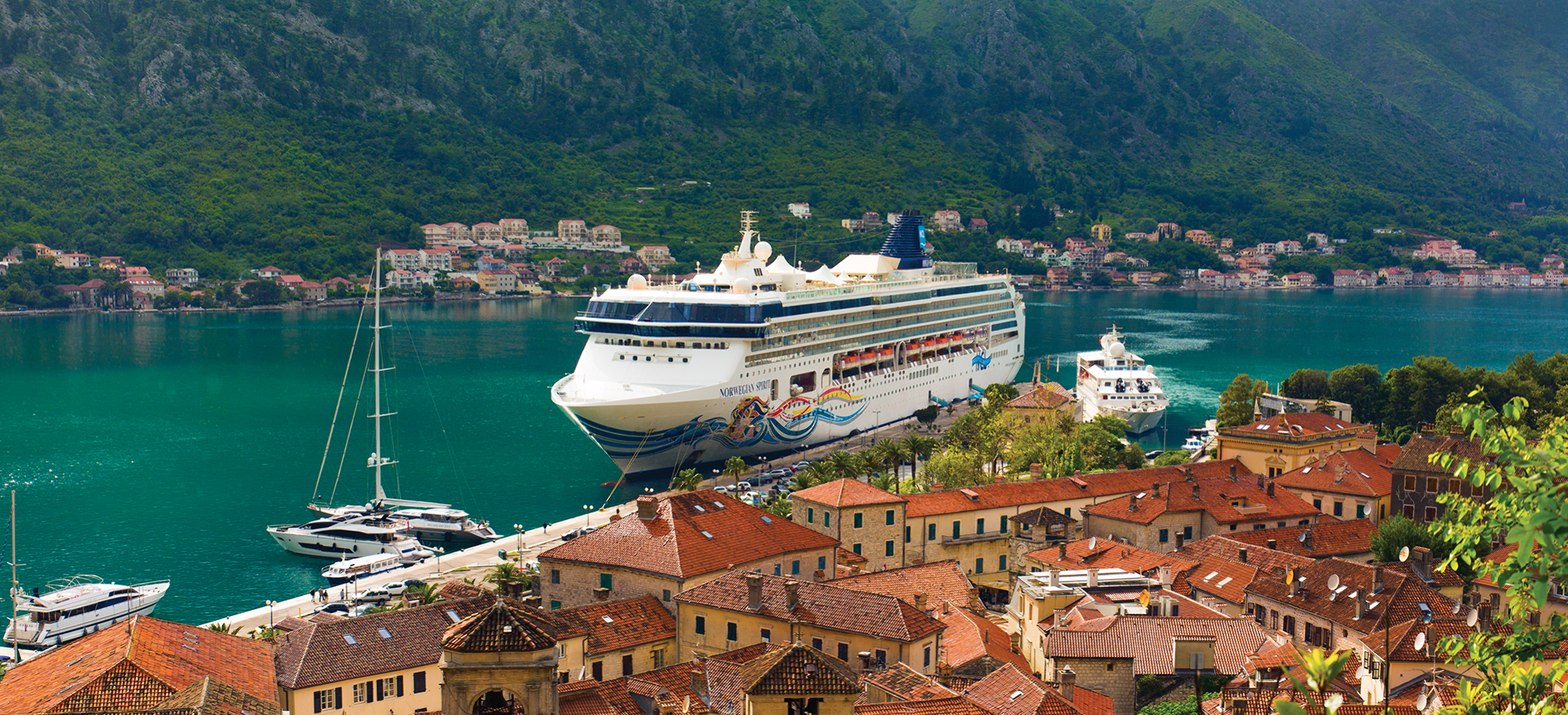 Air-Inclusive Cruise Packages to the Mediterranean